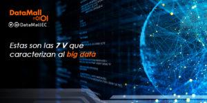 7 V del big data