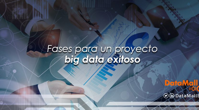 Fases para un proyecto big data exitoso