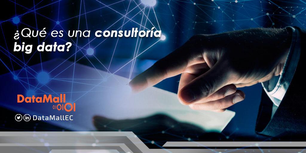 consultoria big data